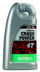 Motorex Cross Power 4T 10W/60