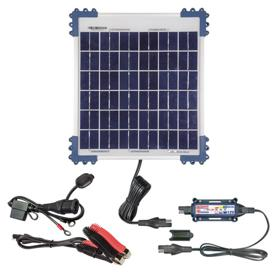 Optimate Solar 10W / 0,83A aurinkopaneelilaturi