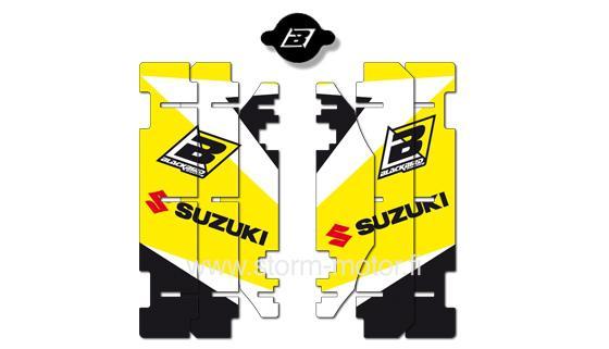 Blackbird Racing Blackbird Dream 3 Rad Louver Decals