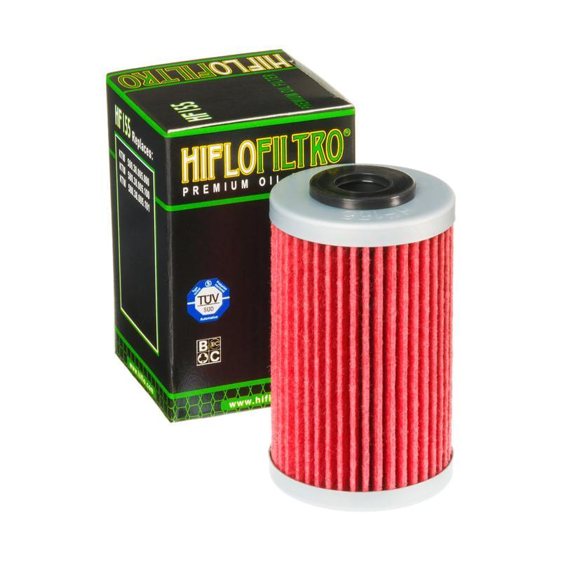 3 x filtro de aceite HIFLO hf155 para husaberg FS 650 e 2004-2008