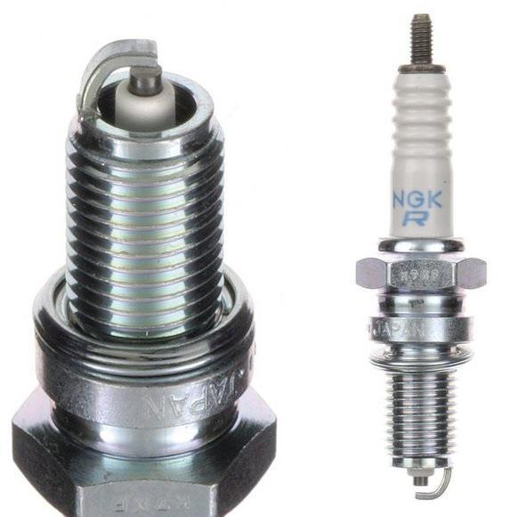 DPR6EA-9 NGK Spark Plugs #5531 4 Spark Plug ATV