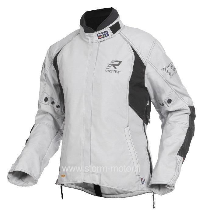 Rukka Salli GTX naisten takki valkoinen - Ajovarusteet - Storm Motor c044f6c33d