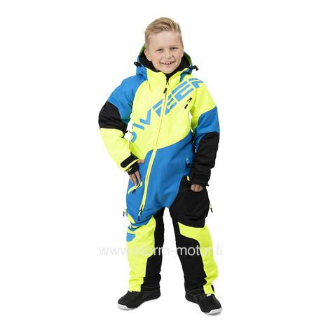 Sweep Snowcore Evo Lasten kelkkahaalari sini kelta - Ajovarusteet ... e0d3d7cedd