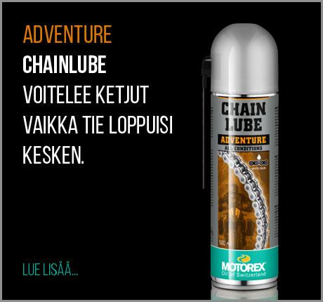 adventure chain lube