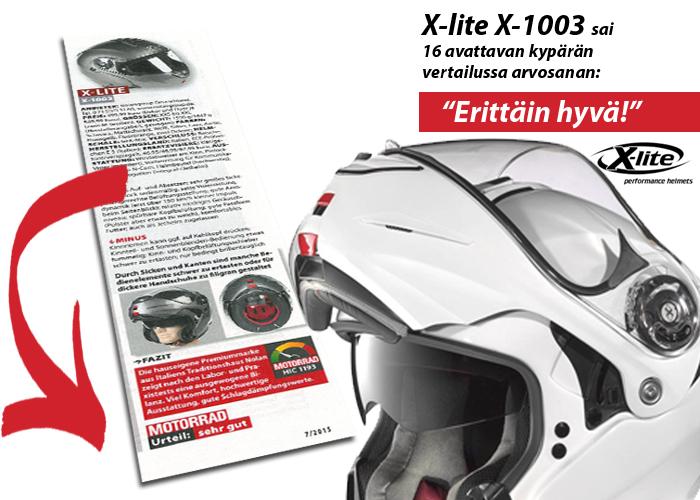 X-lite Motorrad